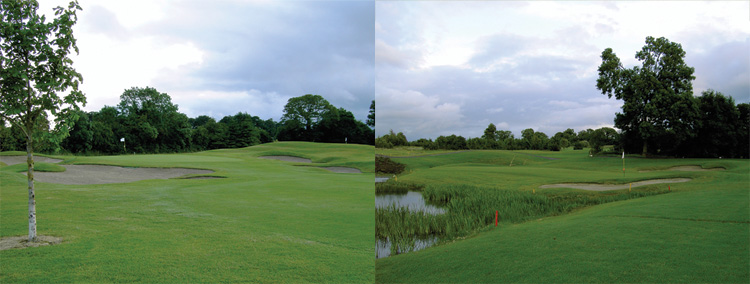 Craddockstown Golf Club, Naas, Ireland by Roger Jones Golf Design