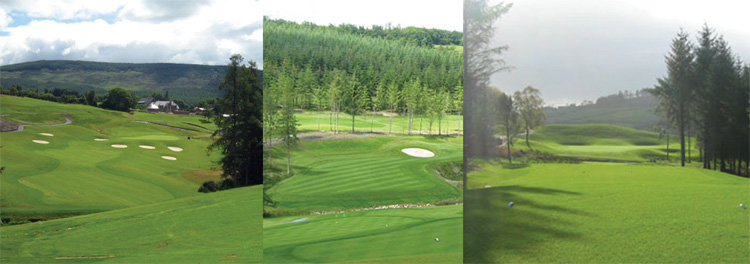 Macreddin Golf Club, Ireland - by Roger Jones Golf Design in conjunction with Paul McGinley